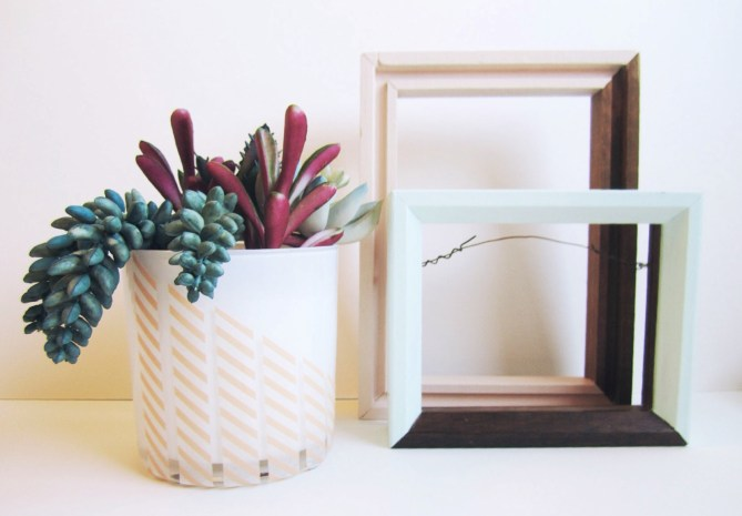 Plant Pot Projects Frames