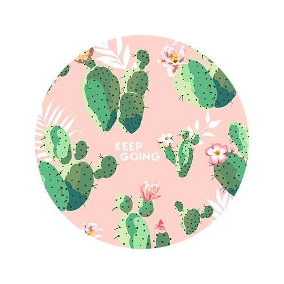 photo about Cactus Printable named Absolutely free Cactus Printable and Publication Data - Gold Regular