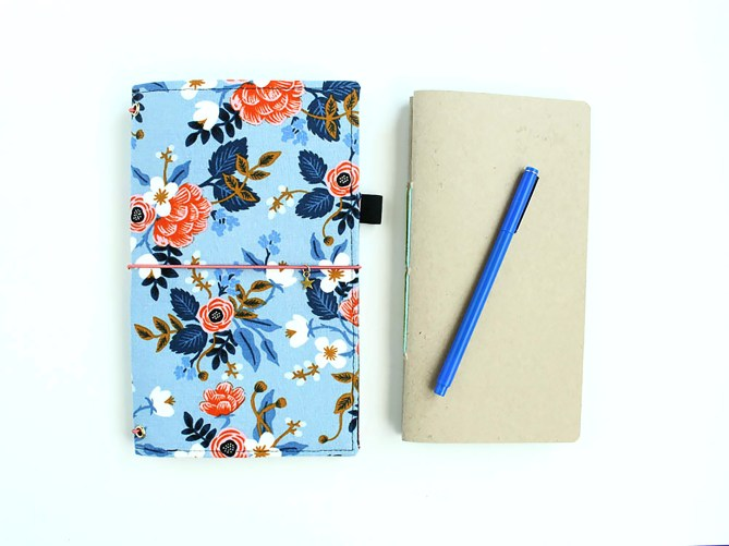 Travelers Notebook Fall Release from Gold Standard Workshop