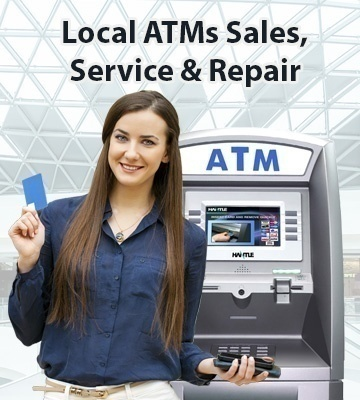 Local ATMs Sales, Service and Repair