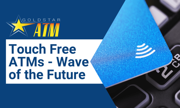 Touch Free ATMs May be the Wave of the Future