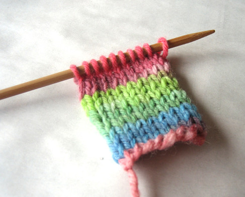 dyed-wool