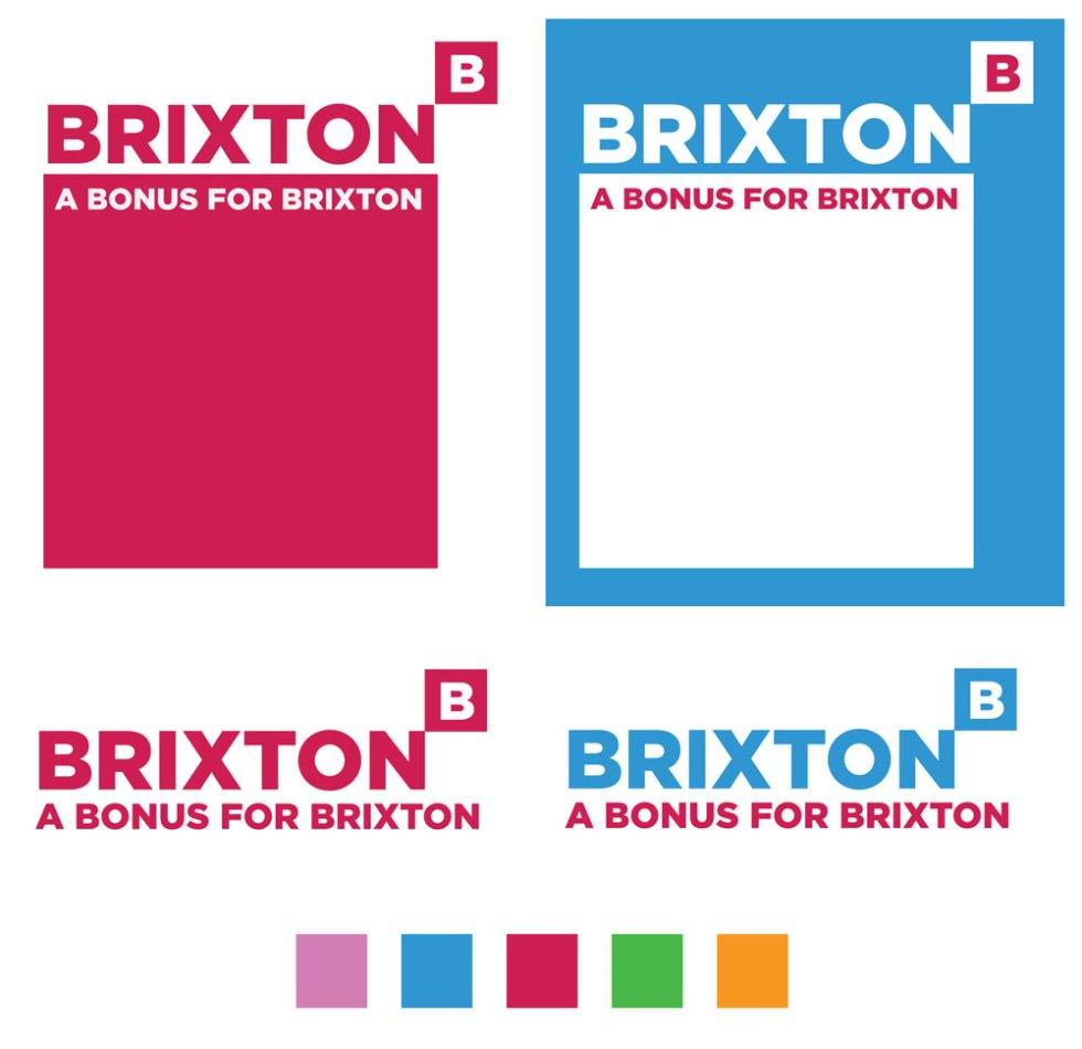 Brixton Pound Community lottery branding ideas