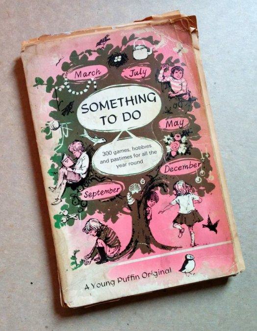 Something to do; craft book