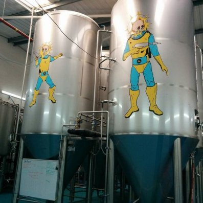 Beavertown Brewery