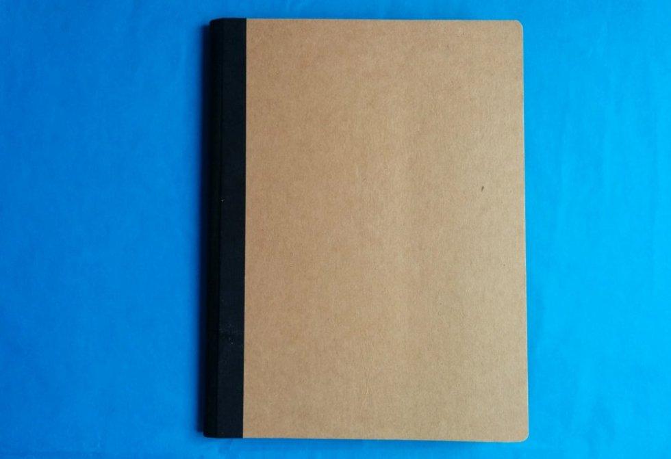 New sketchbook for Sketchbook Circle 2016