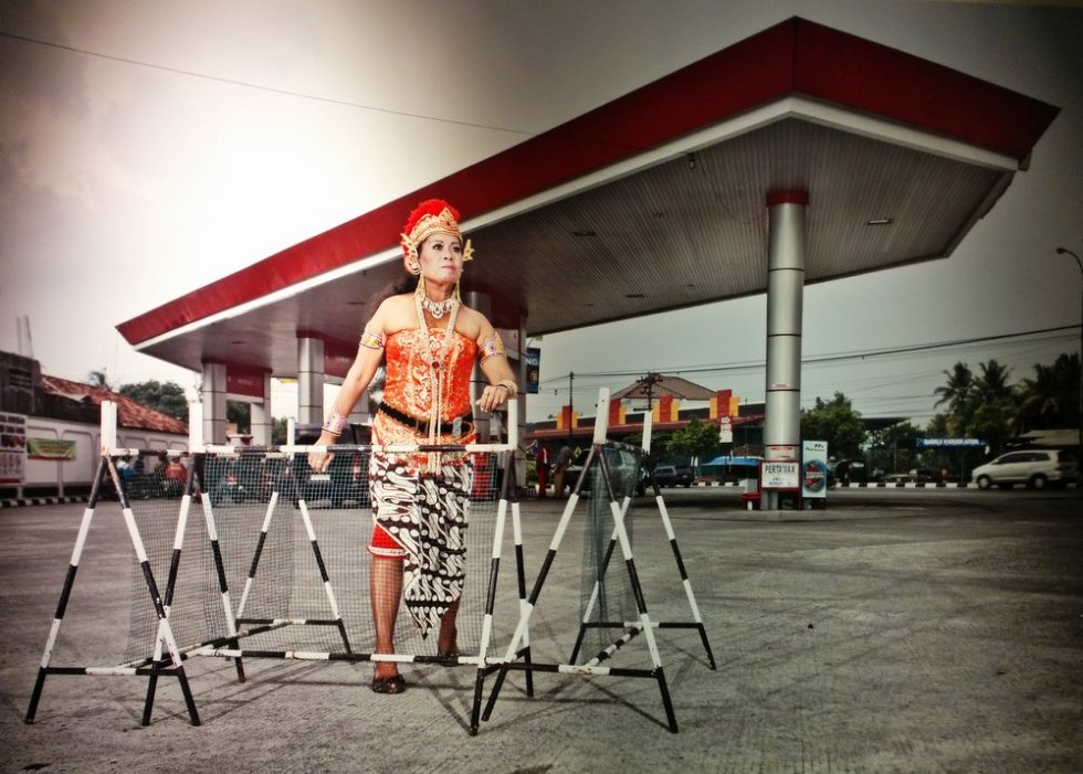 Project Tobong 'Gas Station'