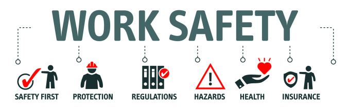 Work Safety banner