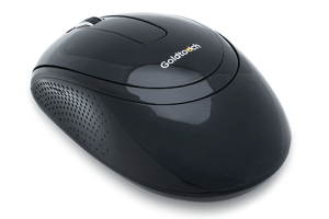 The Goldtouch Wireless Ambidextrous Mouse