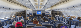 Mobile Ergonomics: Working From an Airplane
