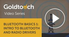 Bluetooth Basics 1