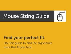 ergonomic mouse sizing guide