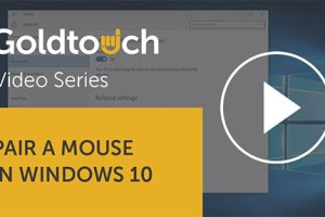 How to pair your Bluetooth mouse in Windows 10
