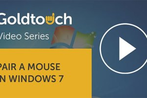 How to pair your Bluetooth mouse in Windows 7