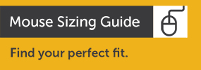 mouse sizing guide - find your perfect fit