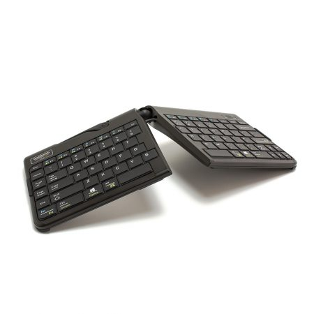 ergonomic keyboard that is secure