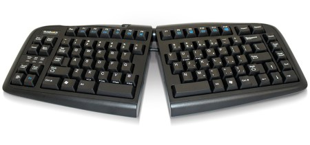 Goldtouch V2 Keyboard, Popular Ergonomic Keyboards, GTN-0099, GTU-0088