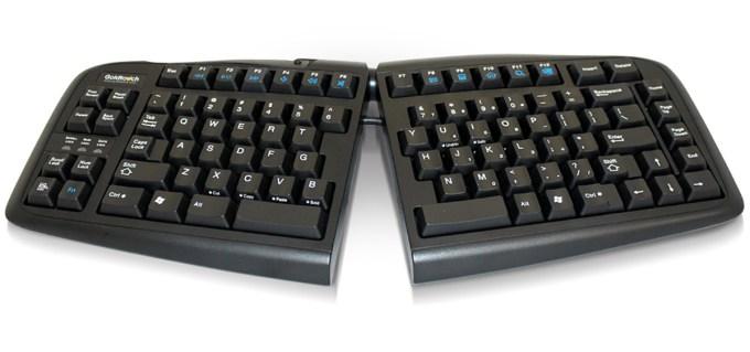 Best Ergonomic Keyboard Goldtouch V2 Adjustable Keyboard