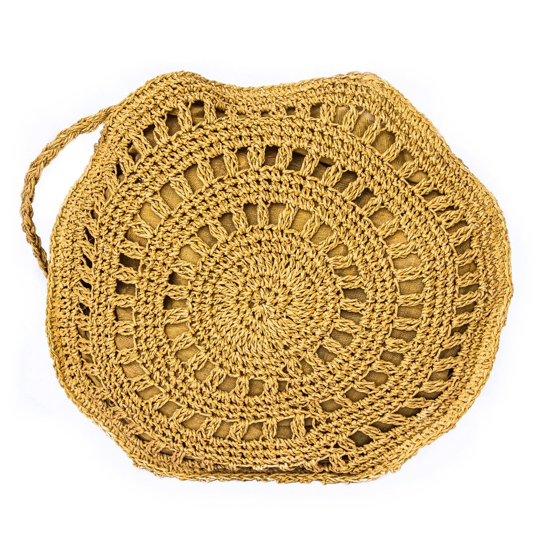 Handbag Round Shape