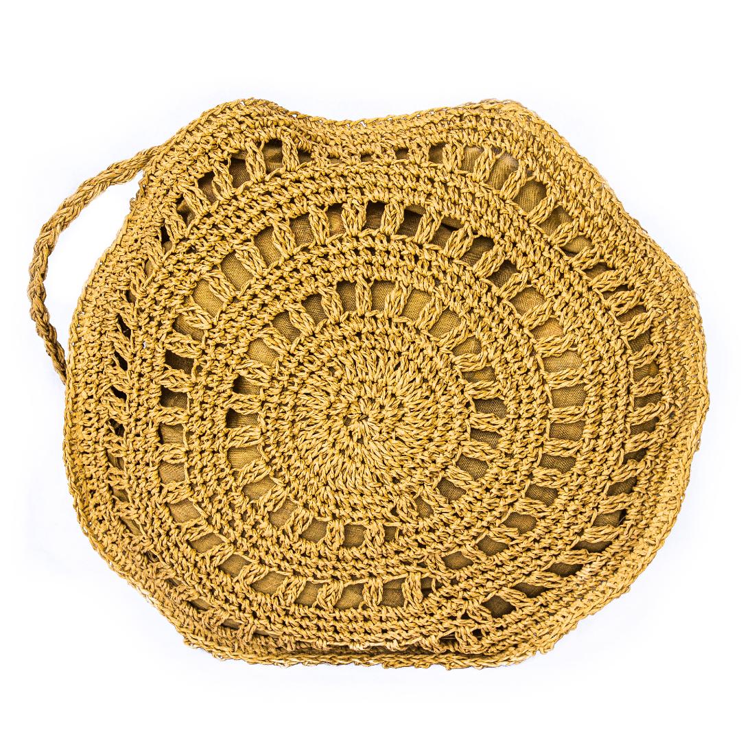 Handbag Round Shape