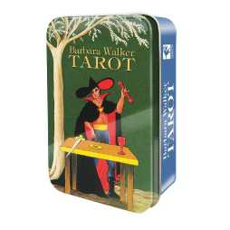 Barbara Walker Tarot in a Tin