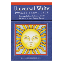 UNIVERSAL WAITE® POCKET TAROT