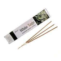 Balaji White Sage - Premium Masala Incense