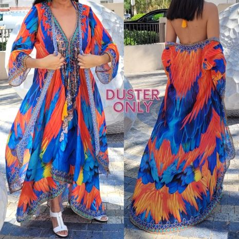 HAWAII Duster 654