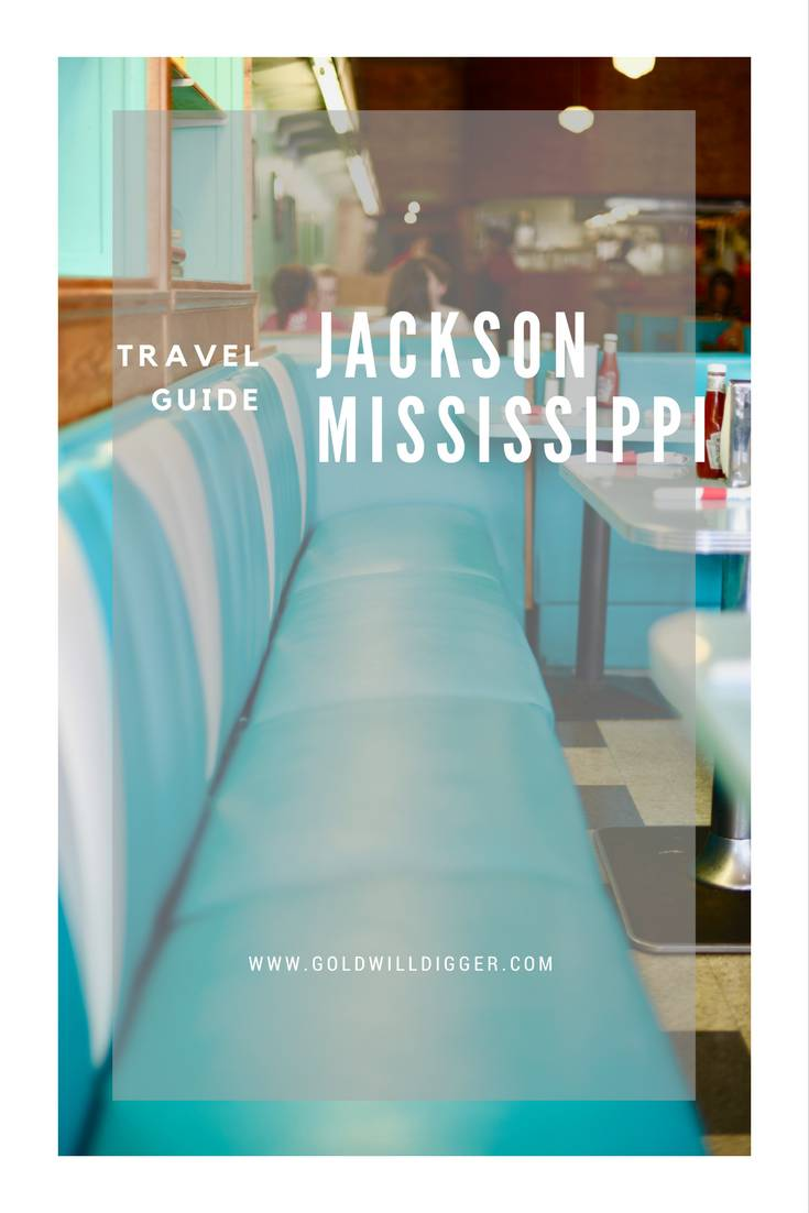 Travel Guide: Jackson, Mississippi