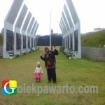 Pahlawan Ulung di Monumen Jendral Sudirman