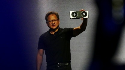 Turing graphics card: Nvidia introduces three Geforce RTX with raytracing cores