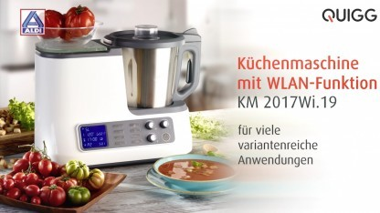 Küchenmaschine Von Aldi 2021