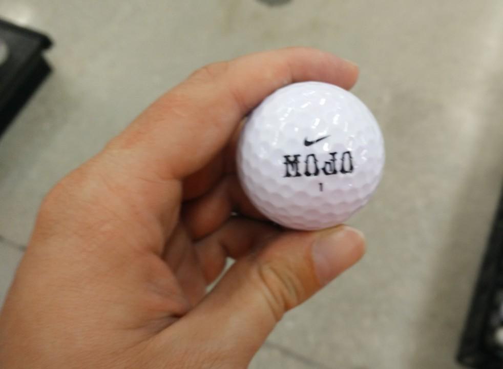 Golfball Platzreifenprüfung