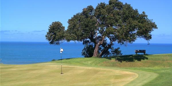 Golfplatz Suedafrika