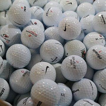 100 Lakeballs in AAA/AA Qualität - 1