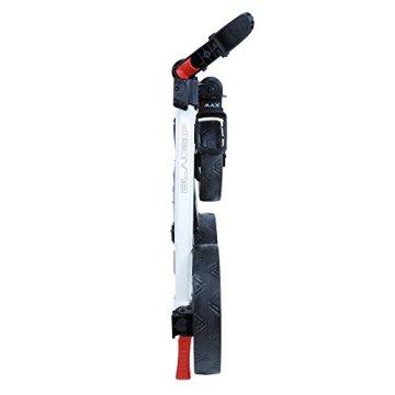 Big Max Golf Trolley Blade IP 3 Rad Flat faltbar Black - 2
