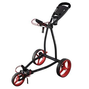 Big Max Golf Trolley Blade IP 3 Rad Flat faltbar Black - 5