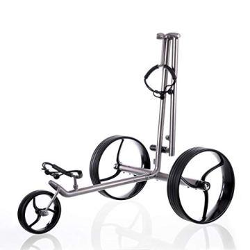 Galaxy Titan Elektro Golf Trolley - 5