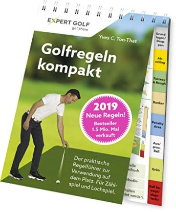 Golfregeln kompakt 2019: Der praktische Regelführer zur Verwendung auf dem Platz - 3