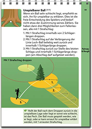 Golfregeln kompakt 2019: Der praktische Regelführer zur Verwendung auf dem Platz - 4