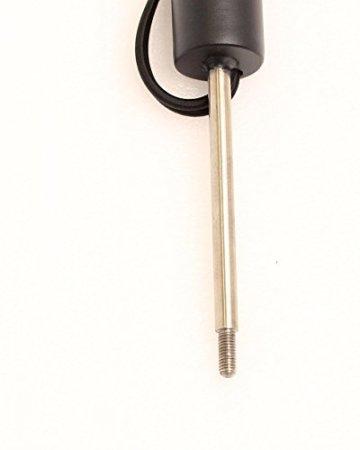 Schirmhalter zum Verschrauben, 8mm Gewindebohrung - 2