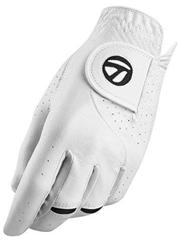 TaylorMade Damen Stratus Tech Golfhandschuh - Weiß, Medium - 1