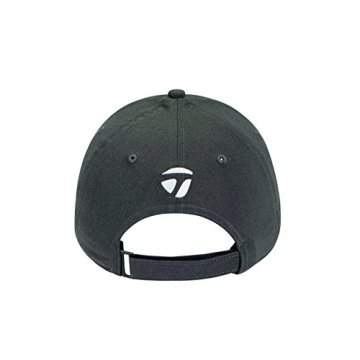 TaylorMade Golf 2018 Men's Performance Seeker Hat, Charcoal, One Size - 2
