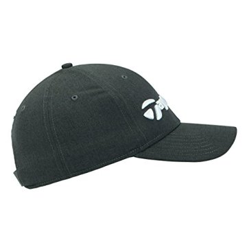 TaylorMade Golf 2018 Men's Performance Seeker Hat, Charcoal, One Size - 4