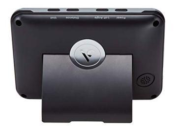 Voice Caddie Unisex– Erwachsene Swing Caddie LUNTER Monitor SC300 Tragbarer startenmonitor, SCHWARZ, One Size - 5