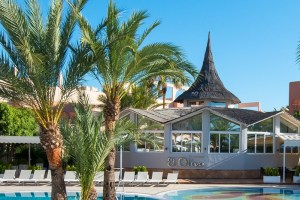 Oliva Nova Golf & Beach Resort Restaurant Olivero