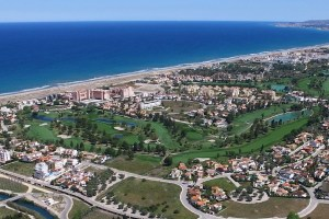 Oliva Nova Golf & Beach Resort Air View