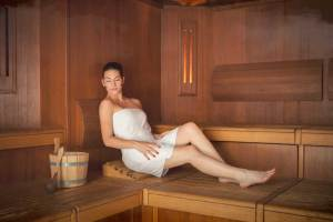 Denia Marriott La Sella Golf Resort SPA sauna