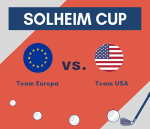 Solheim Cup - Team Europa vs. Team USA - Damengolf