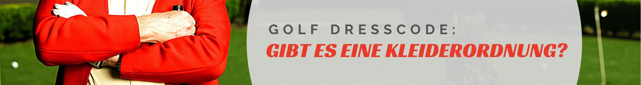 Gibt es eine Kleiderordnung im Golfsport?